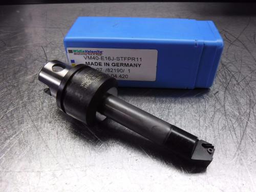 Valenite KM40 Integral Carbide Boring Bar VM40-E16J-STFPR11 (LOC108B)