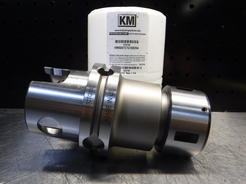 Kennametal KM80 Collet Chuck 100mm Projection KM80ATCTG100394 (LOC1444)