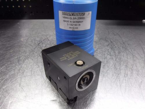 Valenite KM40 Clamping Unit VM40-QLSR-2060D (LOC219)