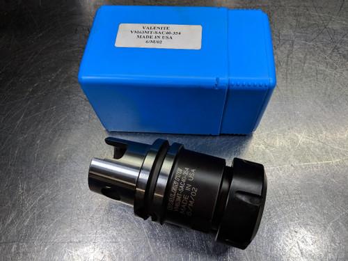 Valenite KM63 ER40 Collet Chuck VM63MT SAC40 354 (LOC978A)