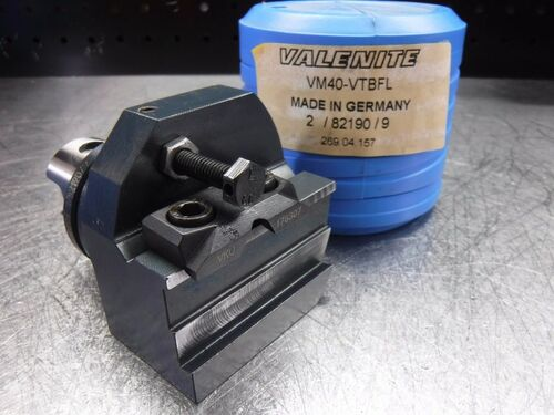 Valenite VM / KM 40 Grooving/Cutoff Lathe Tool Post VM40 VTBFL (LOC521)