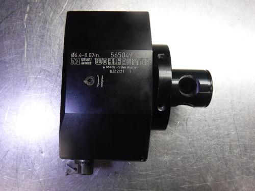Wohlhaupter MultiBore MVS36 Digital Finish Boring Head 565049 (LOC1558B)