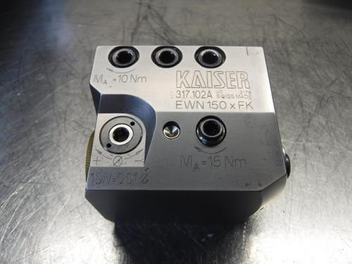 Kaiser Large Diameter Finish Boring Head Metric 10.317.102A (LOC1872A)