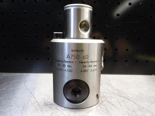 Seco Graflex Rough Boring Head 85mm-144mm Range A750 60 (LOC1444)
