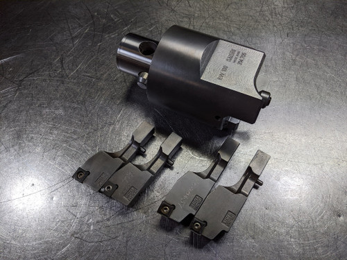 "Kaiser KAB7 Rough Boring Head 3.937"" - 5.906"" Range 10.314.705 (LOC1863D)"