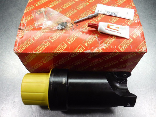 """Sandvik  Capto C8 3"""" Indexable Milling Cutter RA790-076C8S2-22M (LOC2236)"""