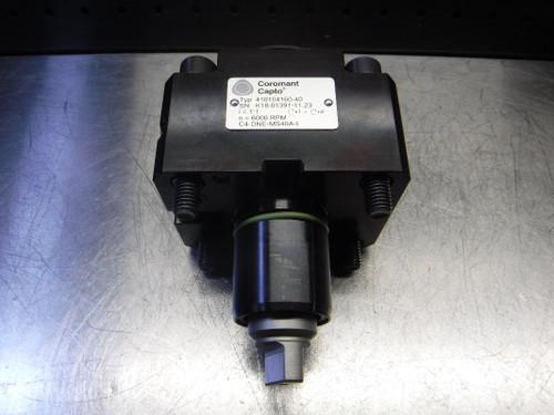 Sandvik Capto C4 Driven tool Holder For Mori Seiki C4-DNE-MS40A-I (LOC1116A)