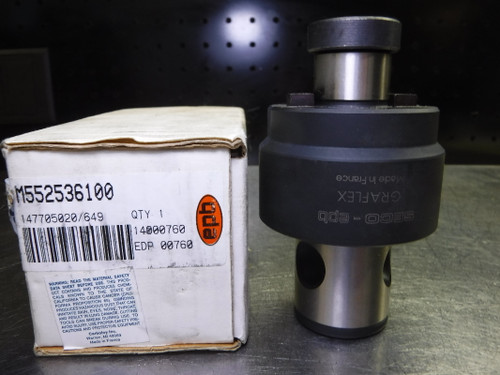 "SECO G6 to 1"" Facmill Holder M5525 36100 40mm Projection M5525 36100 (LOC1734)"