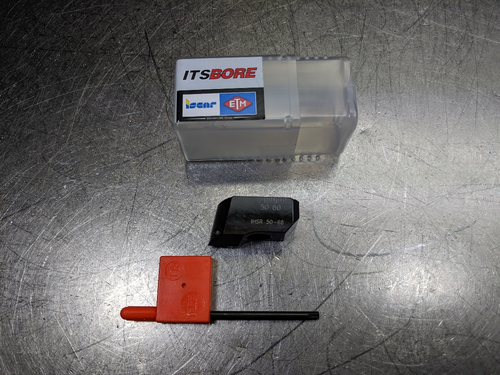 Iscar ITS Bore Finish Insert Holder IHSR 50-68 4550308 (LOC2893A)