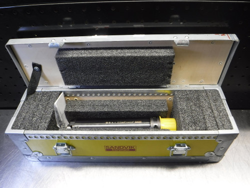 Sandvik SilentTools Capto C5 22mm Face Mill Holder C5-Q22D-048-180 (LOC1175B)