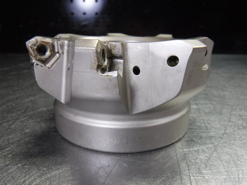 """Iscar 4"""" Indexable Facemill 1.5"""" Arbor MF FWX D4.00-07-1.50-08 (LOC2603A)"""