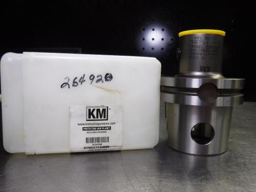Kennametal KM80ATC to KM40 Modular Reducer 60mm PRO KM80ATCS4060 (LOC981A)