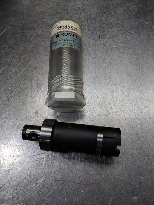 Komet ABS40 40.01mm-50.7mm Rapids Set Arbor 540.48.006 (LOC2888D)