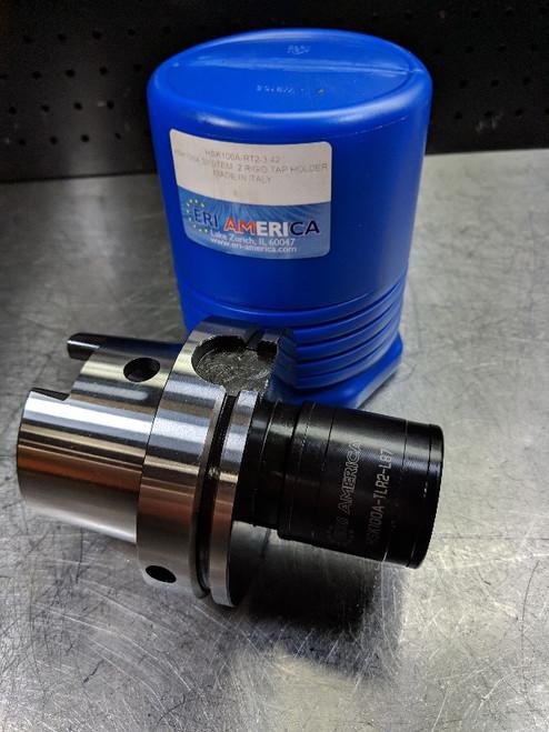 """ERI America HSK 100A Bilz #2 Rigid Tap 3.42"""" Pro HSK100A-RT2-3.42 (LOC1566)"""