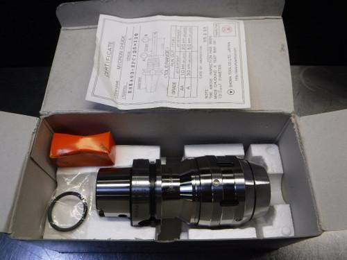 "ERI America HSK63 1.250"" Micron Chuck 5"" Projection HSKA63-HPC125-120 A (LOC436)"