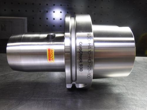 Sandvik HSK100A 20mm Hydraulic Tool Holder 930-HA10-HD-20-100 (LOC1900A)