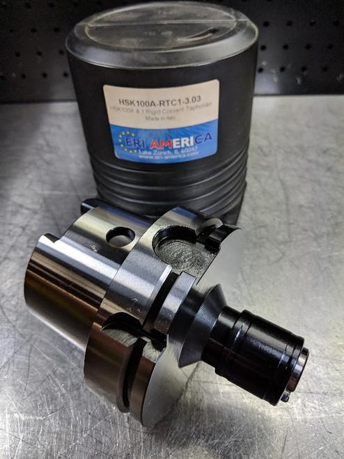 "ERI America HSK 100A Bilz #1 Rigid Tap 3.03"" Pro HSK100A-RTC1-3.03 (LOC1568B)"