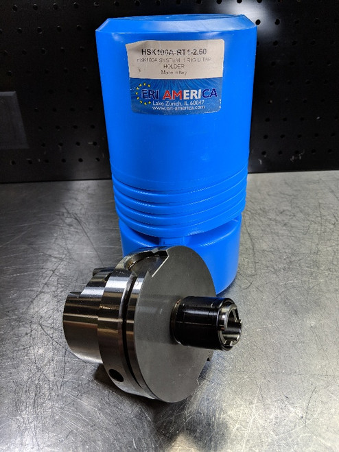 """ERI America HSK 100A Bilz #1 Rigid Tap 2.60"""" Pro HSK100A-RT1-2.60 (LOC1590)"""