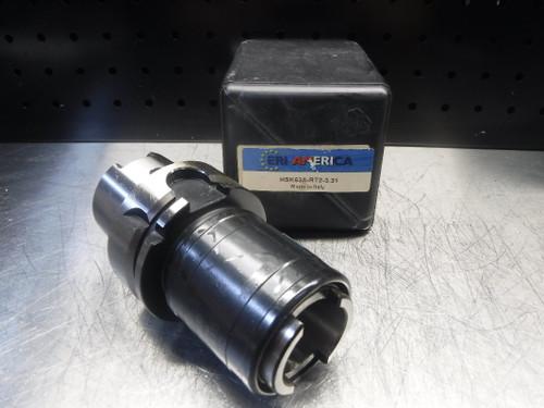 "ERI America HSK63A Bliz #2 Rigid Tap Chuck 3.31"" Pro HSK63A-RT2-3.31 (LOC1943B)"