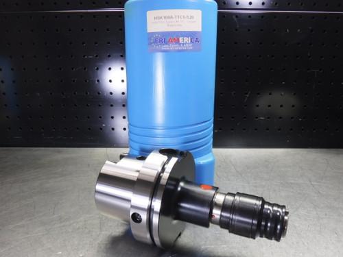 ERI America HSK 100A Bilz #1 Tapping Chuck 132mm Pro HSK100A-TTC1-5.2 (LOC1691)