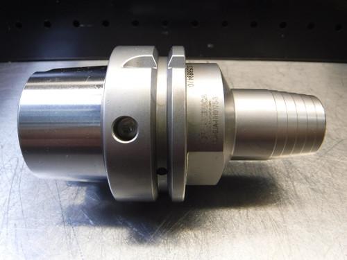 """ERI America HSK63 3/8"""" Hydraulic Tool Holder HSK63A-HH0375-3.14 (LOC1405A)"""