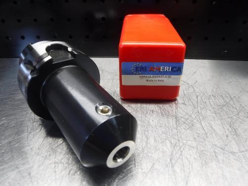 """ERI America HSK63A 7/16"""" Endmill 4"""" Pro HSK63A-EM0437-4.00 (LOC1923B)"""