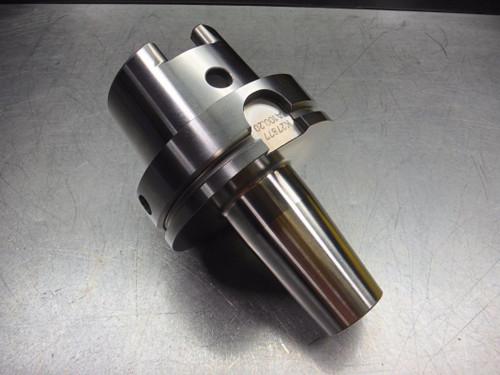 Bilz HSK 100A 20mm Shrink Fit Endmill Holder 105mm Projection 0205000 (LOC2673A)