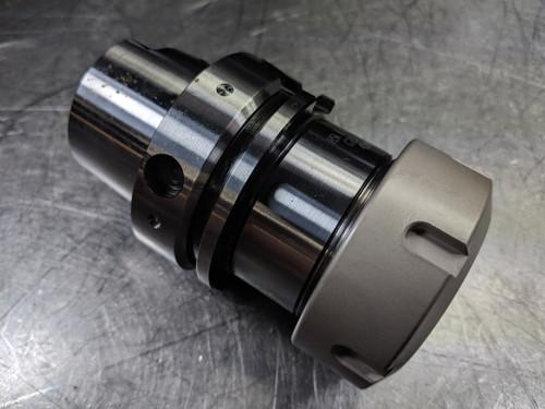 Ingersoll HSK63A ER40 Collet Chcuk 80mm Projection HSKA63ER40X80 (LOC2868D)
