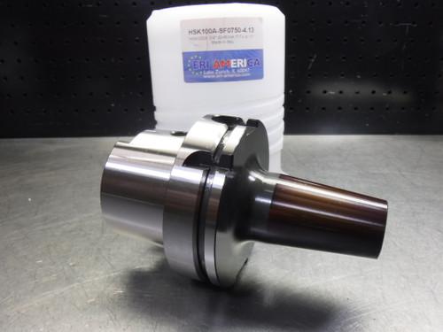 """ERI America HSK 100A 3/4"""" Shrink Fit 105mm Pro HSK100A-SF0750-4.13 (LOC1370A)"""