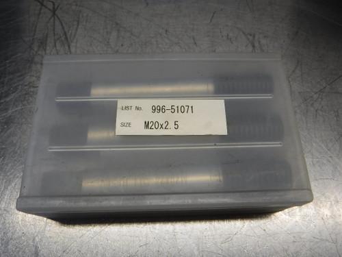 """Nachi Viper-T M20x2.5 HSS Roll Form Tap 0.652"""" Shank L996/51071 (LOC387)"""
