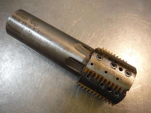 """Advent Indexable Thread Mill 1.25"""" Shank 6FL 5"""" OAL 20 TA 125 F6 (LOC2080B)"""