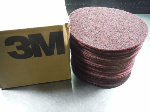 "Lot Of 25 3M Scotch Brite 8"" Aluminum Oxide Surface Conditioning Disc (LOC2284)"