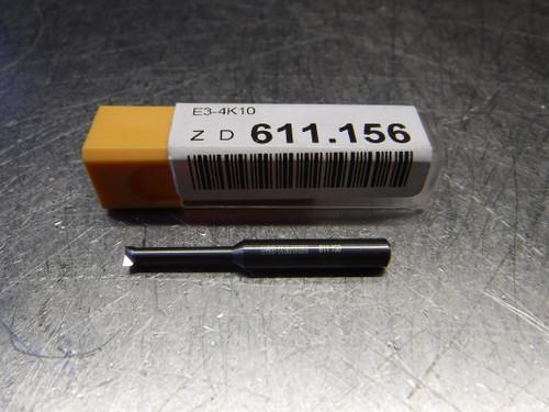 """Kaiser 0.778""""  Carbide Boring Bar 4mm Shank 35.20mm OAL 10.611.156 (LOC868A)"""