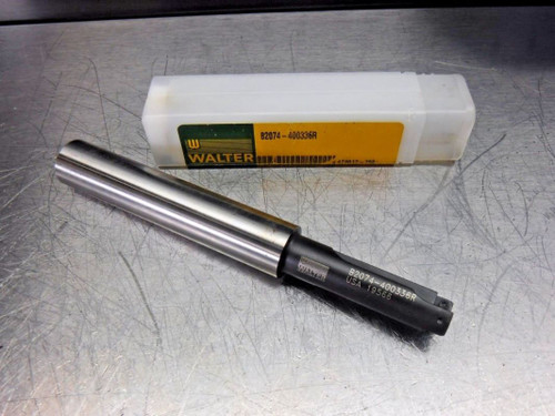 """Walter 0.6"""" Indexable Drill 20mm Shank B2074-400336R (LOC3046A)"""