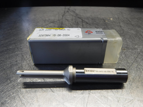"Iscar .295"" Indexable Drill 1/2"" Shank DCM 0295-148-050A-5D (LOC1000B)"