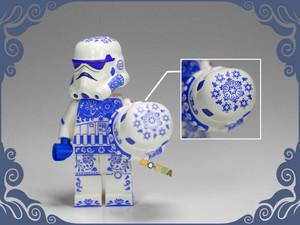Custom Minifigures RICH Galaxy Trooper