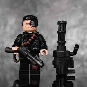Custom Minifigures MJ The Terminator