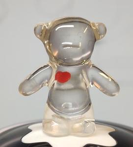 Custom Minifigures NoBrand Micro Clear Bear