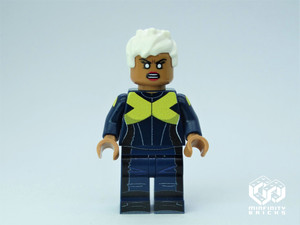 Custom Minifigures Minfinity Storm, X-Men series