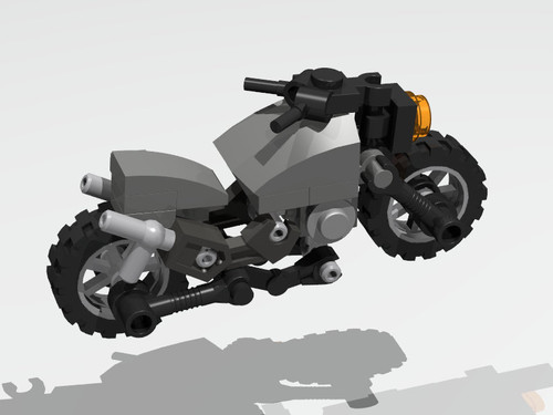 Digital Instruction of Motorcycle