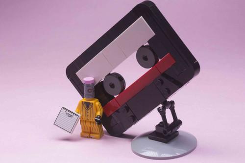 Digital Photo Cassette and Friend 02