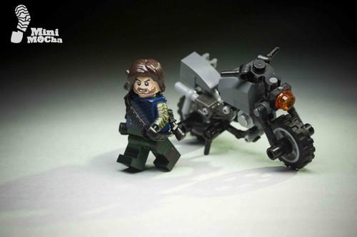 Digital Photo Winterhero Motorcycle 2