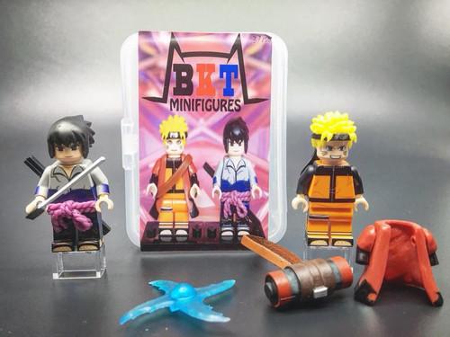 Custom Minifigure Naruto BKT Sets