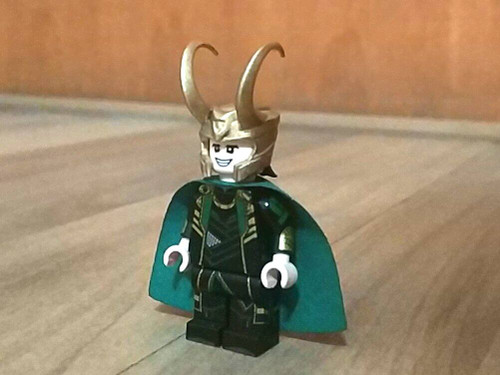 Custom Minifigures ThorBro Life Brick