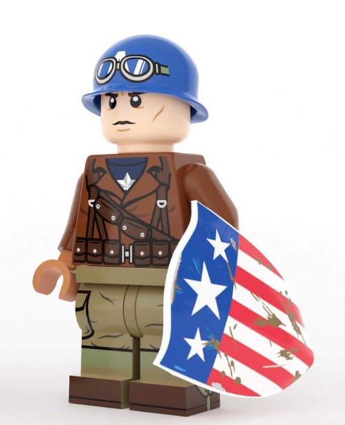 Custom Minifigures Phoenix Infantry Super Soldier Preorder Now