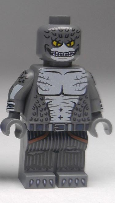 Custom Minifigure Crocodile Man Flash Sales