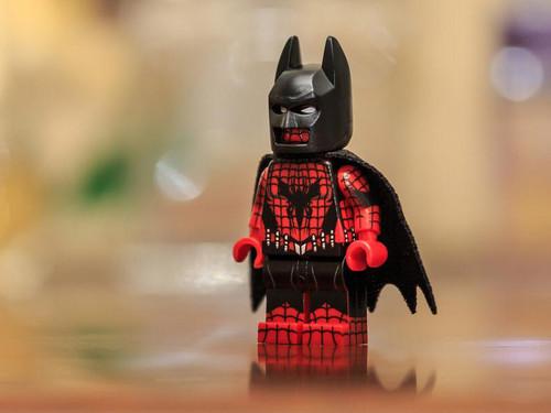 Custom Minifigures Spider-Bat