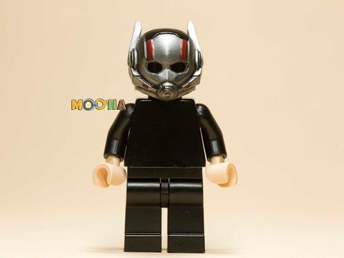 Custom Minifigures Chocolate Factory Microman Helmet