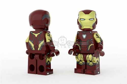 Custom Minifigures Phoenix Custom Ultimate Armor