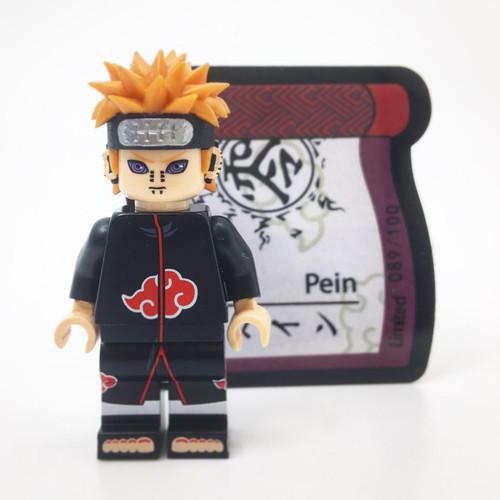 Custom Minifigures FEELING Brick Nagato